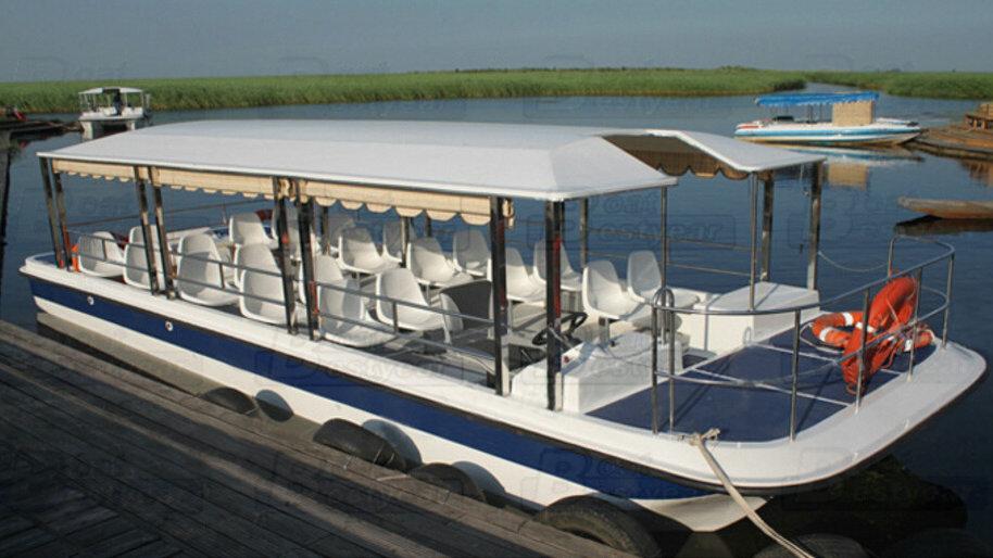 Electric Catamaran Boat E850 Series