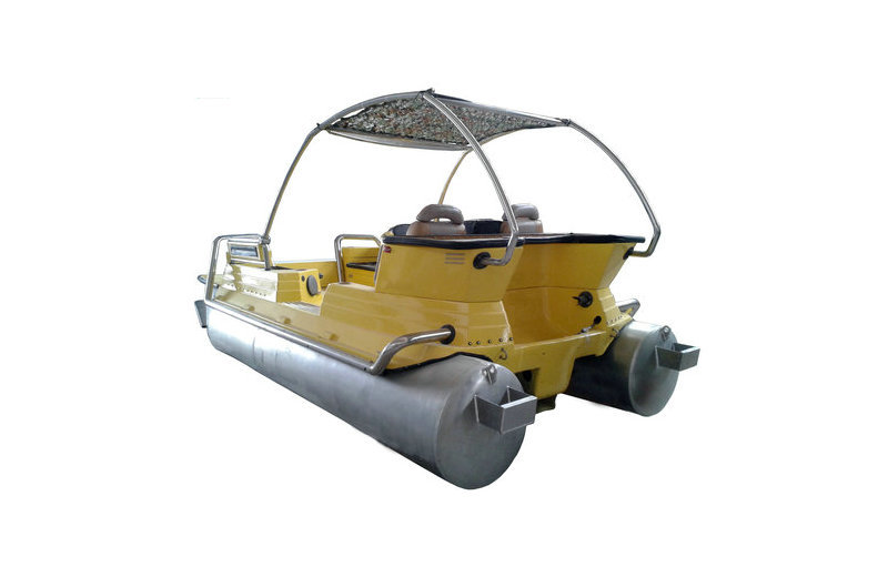 Pontoon Boat 488
