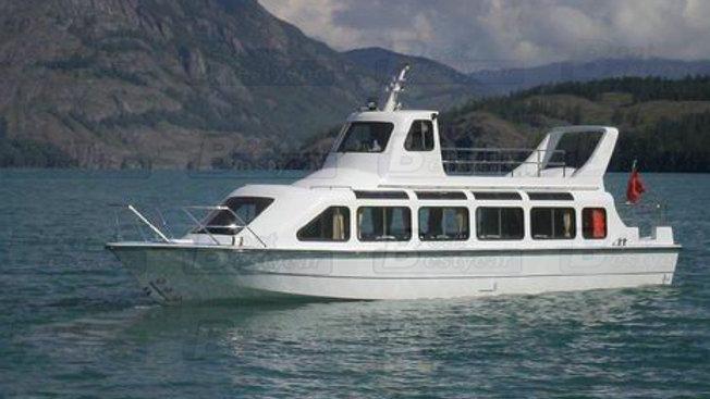 Passenger Boat 1430 for 36 Passengers