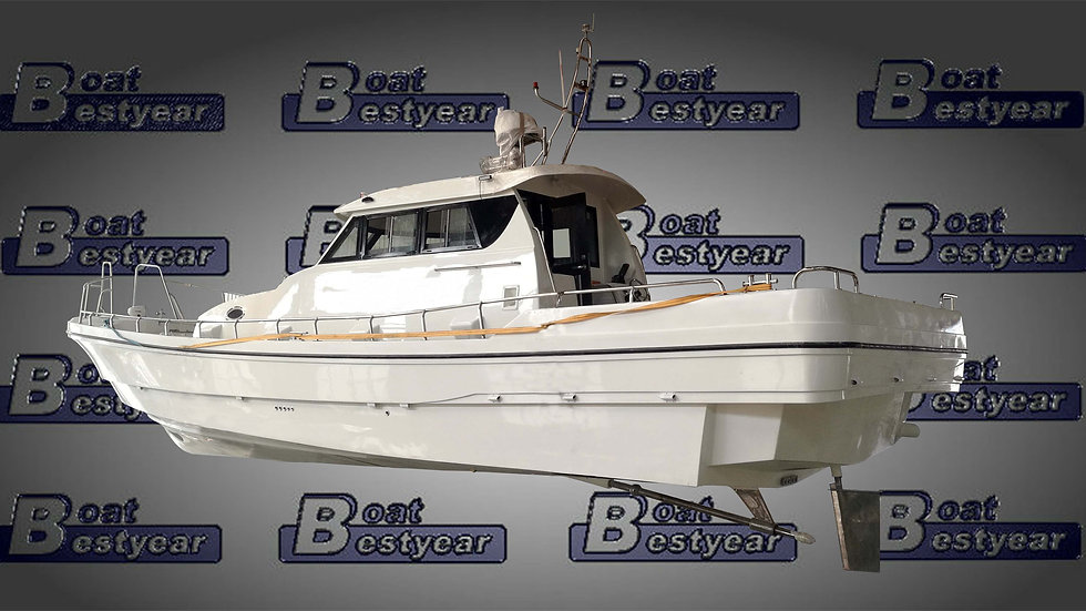 45ft SWR Fishing Boat