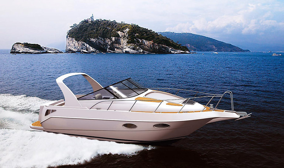 BY25 BY31 Sport Yacht