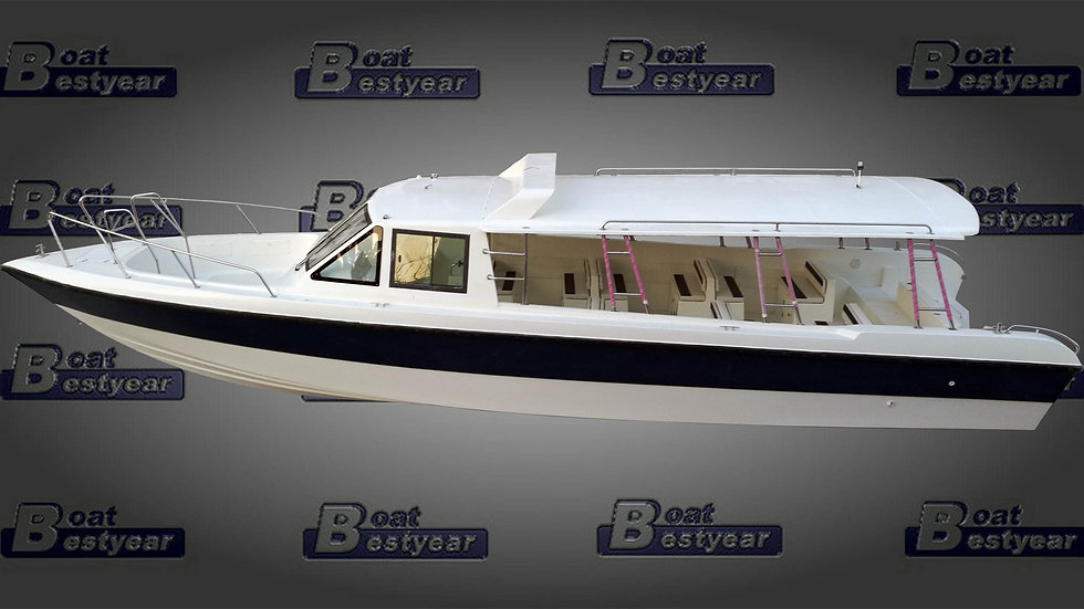High-Speed Passenger Boat 1160 Cuddy