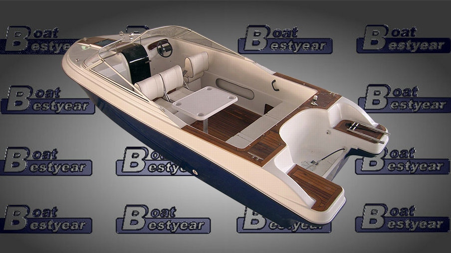 Speed Boat 680 with Cabin