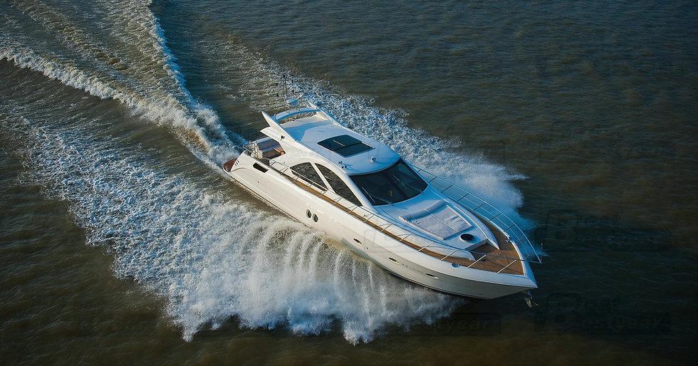 Sea Royal 63ft High Speed Yacht
