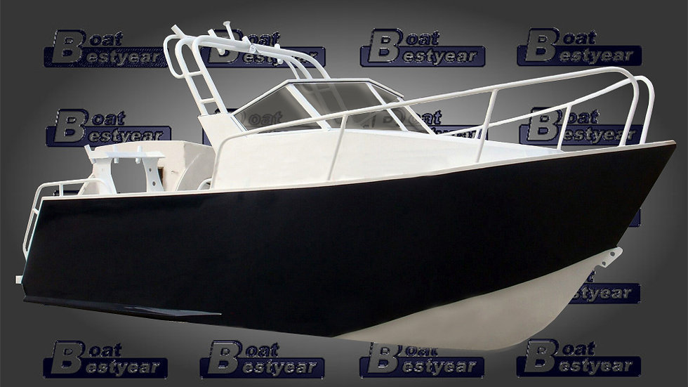 5.8m Aluminum Fishing Boat