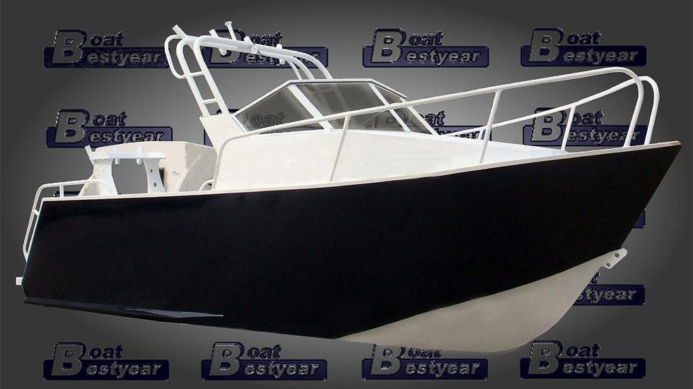 Aluminum Fishing Boat 580