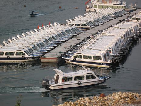 Boats at Work