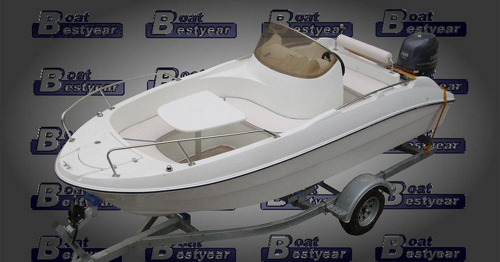 Sport Bowrider Boat 480