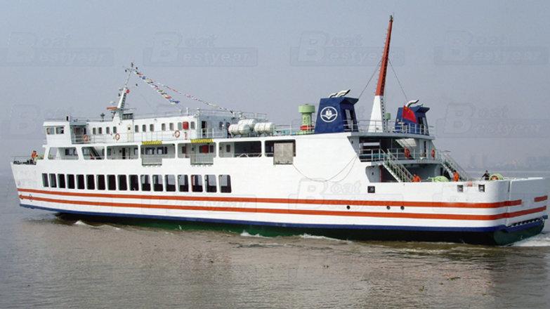 RORO Ship 6500