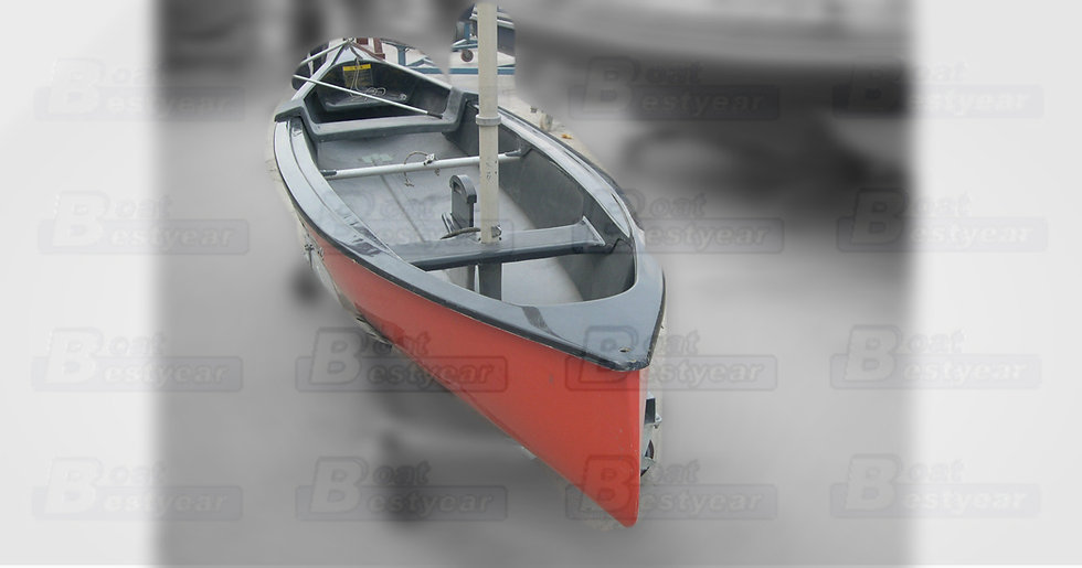 Fiberglass Sailboat / Canoe 427