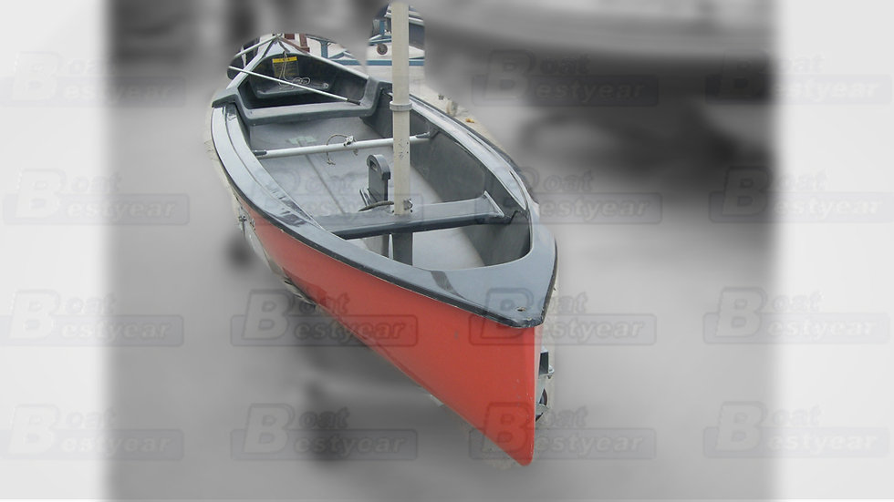 Fiberglass Sailboat / Canoe 427