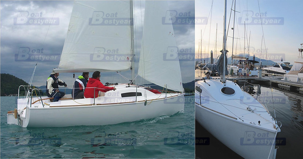 22ft Trailerable Sailboat