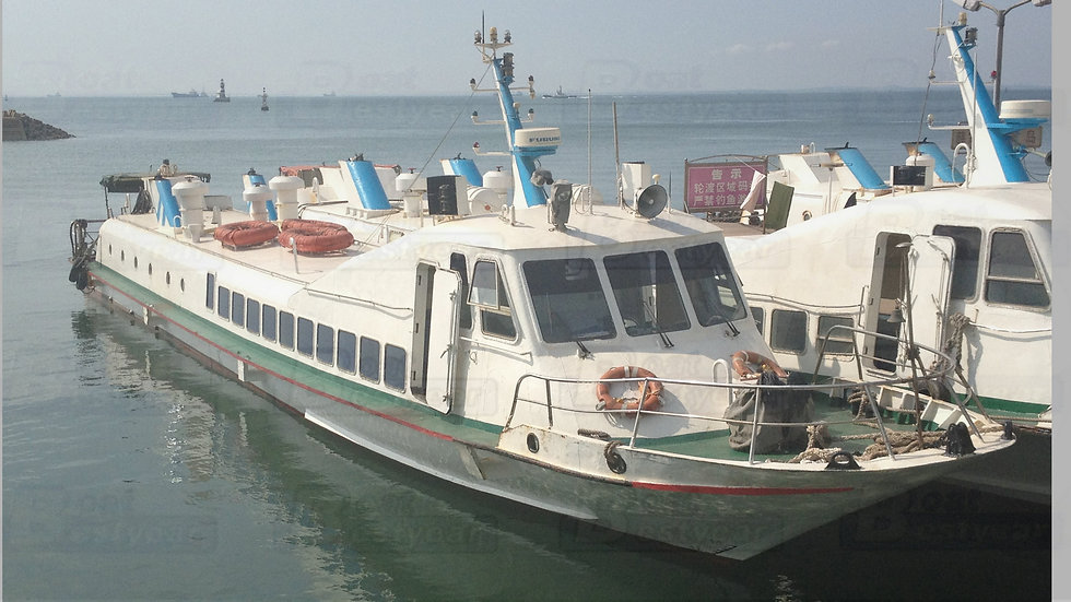 Steel Ferry 3100 for 70 Passengers