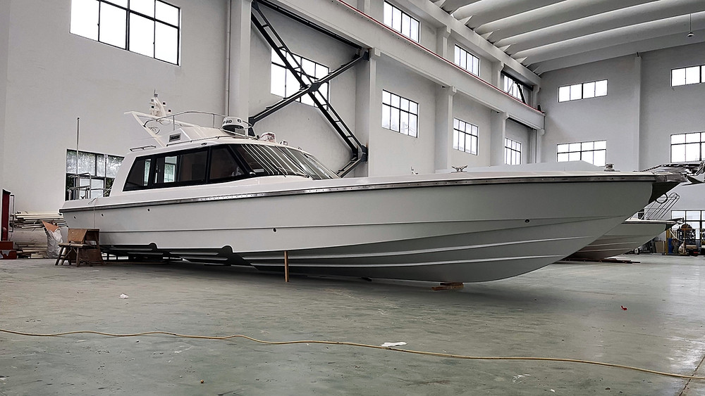 Bestyear 45ft High-Speed Fishing Boat