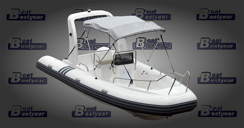 Rigid Inflatable Boat (RIB) 580H