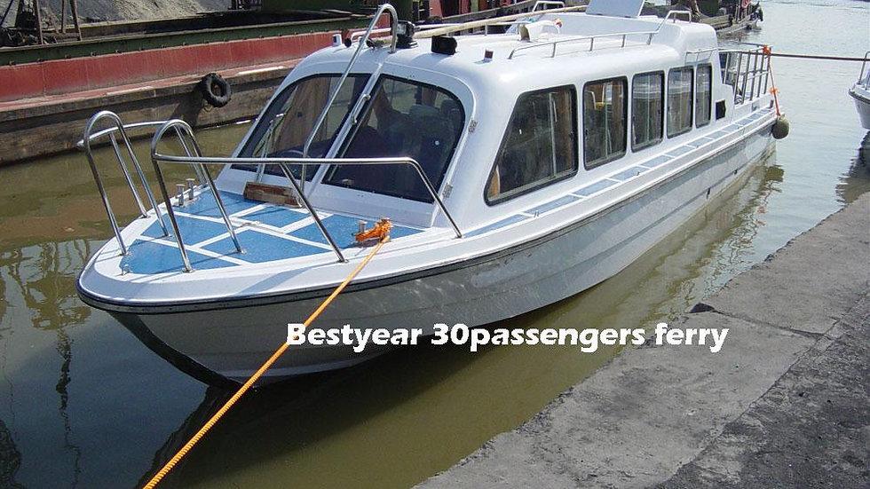 Passenger Boat 1360