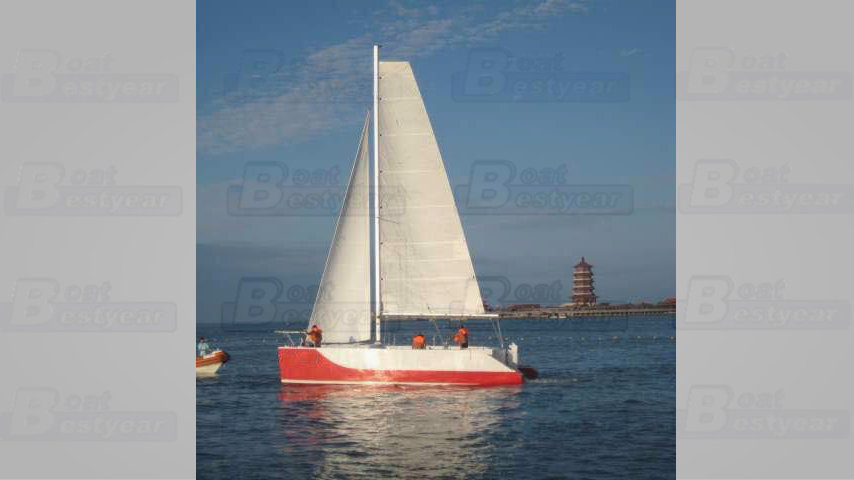 Catamaran Sailboat H33