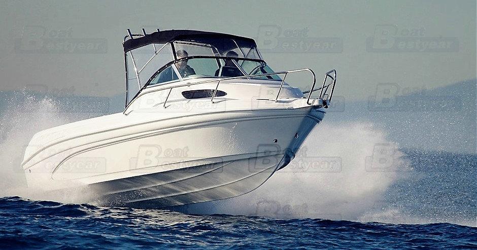 Cuddy Cabin Sport Boat 660