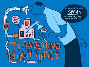 Translating Tough Topics