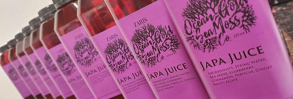 Next Level Japa Juice 5-16oz bottles