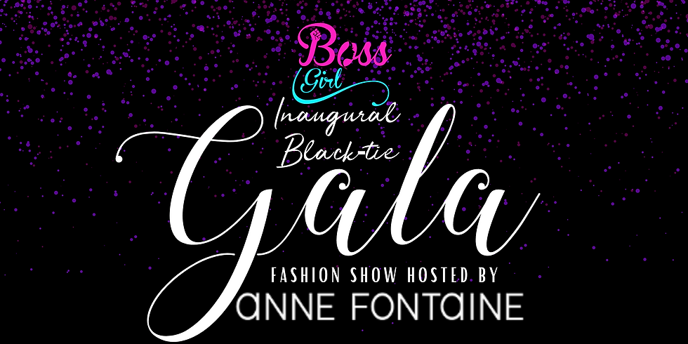 Boss Girl Inaugural Black-Tie Gala