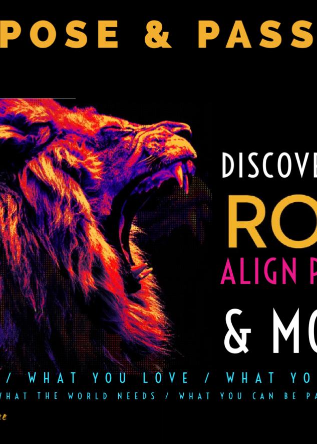 Roar Passion