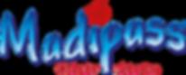 Logo du Madipass en Martinique chéquier réductions et avantages, les meilleurs deals de l'île si vous effectuez un voyage en martinique, le vrai bon plan pour faire un max d'économies