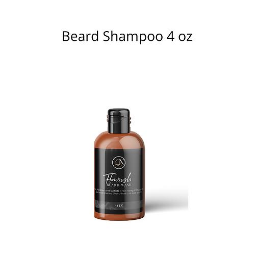Flourish Beard Shampoo 4 oz
