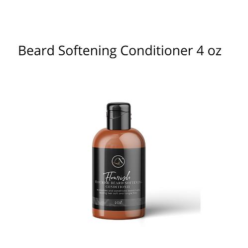 Flourish Beard Softening Conditioner 4 oz