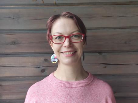 Saanko esitellä: Laura Suominen, hallituksen jäsen 2020