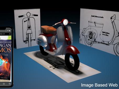 Image based Web Augmented Reality