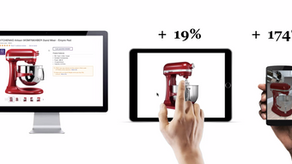 How Web Augmented Reality Can Increase Sales and Online Shopping Experience