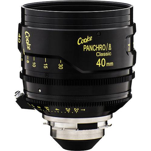 Cooke 40mm T2.2 Panchro/i Classic Prime Lens
