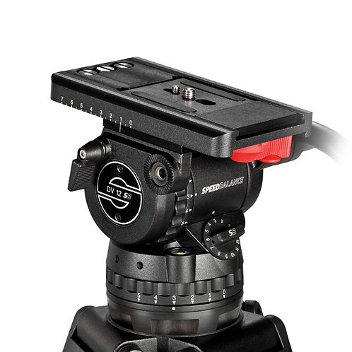 Sachtler DV12SB Fluid Head