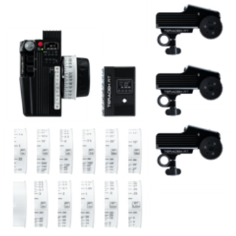 Teradek RT CTRL.3 Deluxe Lens Control w/ 3-Motor FIZ system