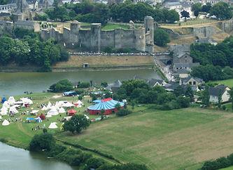 La forteresse de Pouancé