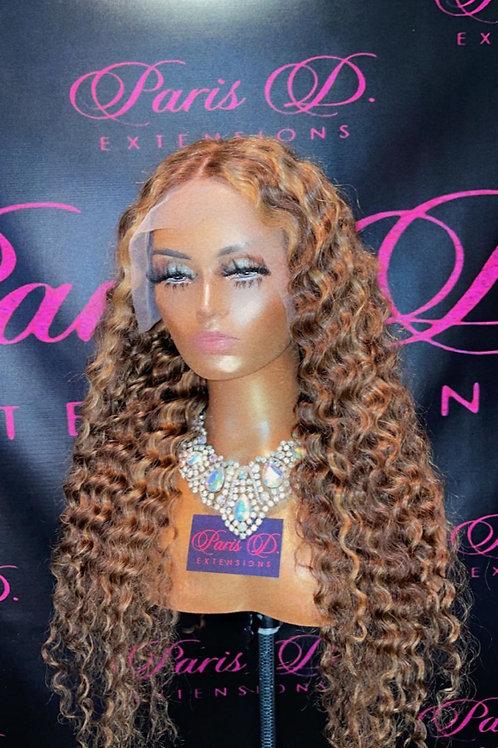 Nior Transparent Lace Wig