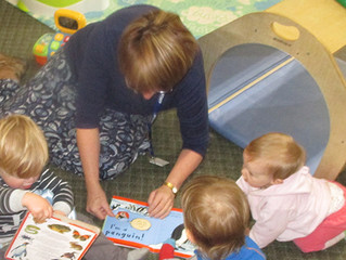 5 Top Tips for Reading with Your Child