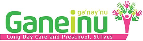 Ganeinu Long Dar Care and Preschool St Ives Logo