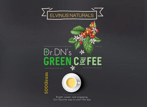 Dr DN's Green Coffee Product Design