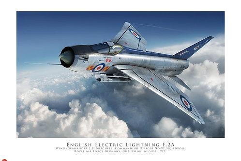 English Electric Lightning - Airfix