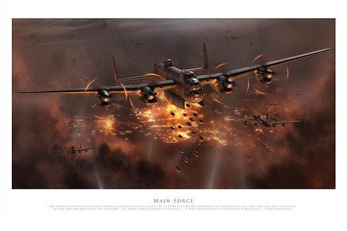 Lancaster - Main Force