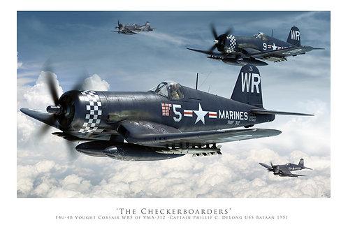 Corsair - Checkerboarders