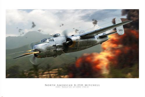 B25 Mitchell - Airfix