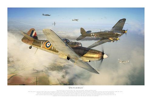 Boulton Paul Defiant - Defiance