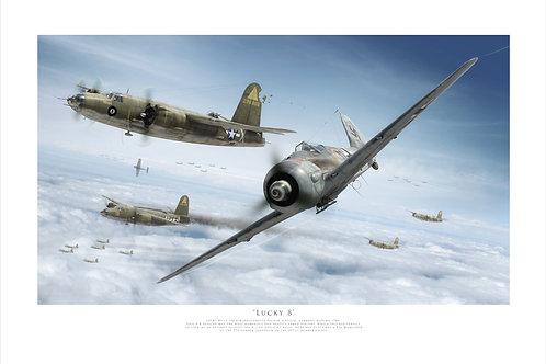 Focke Wulf 190 - Lucky 8
