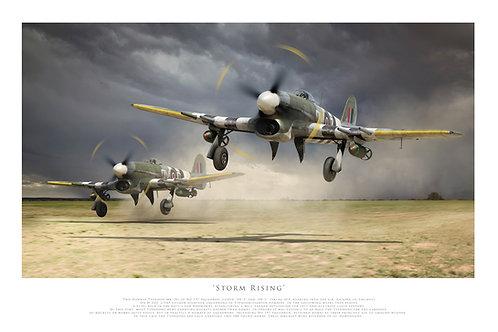 Hawker Typhoon - Storm Rising