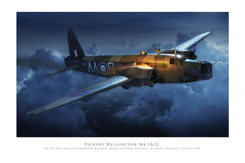 Vickers Wellington Mk.IA/C