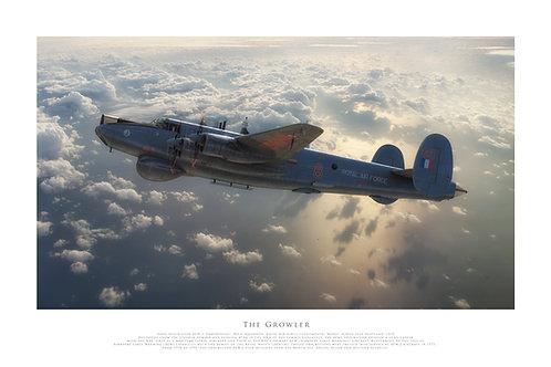 Avro Shackleton - The Growler
