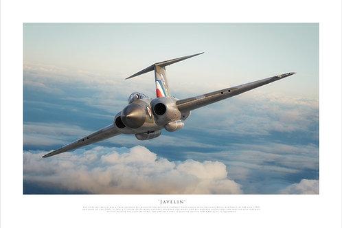 Gloster Javelin - Javelin